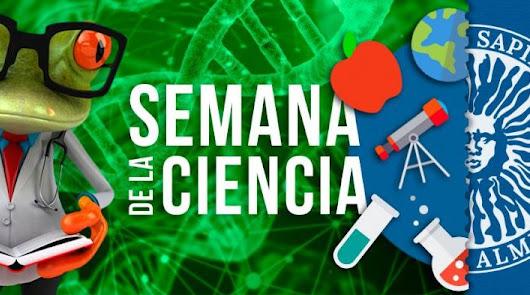 La Semana de la Ciencia propone 27 actividades hasta el 9 de noviembre
