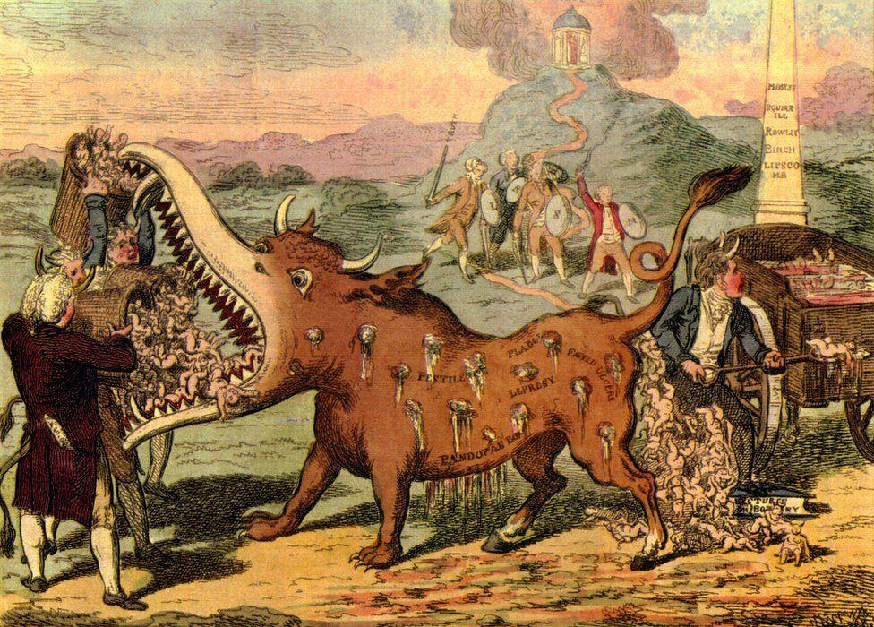 Charles Williams, 1802