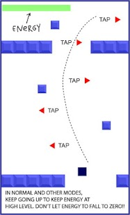 Flappy Bricks - náhled