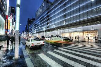 Photo: My favorite part of Ginza, Tokyo, Japan at night...