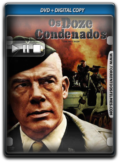 Baixar Filme Os Doze Condenados Dublado Torrent 720p Download Blu-ray