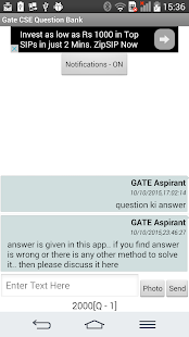 Gate CSE Question Bank- screenshot thumbnail