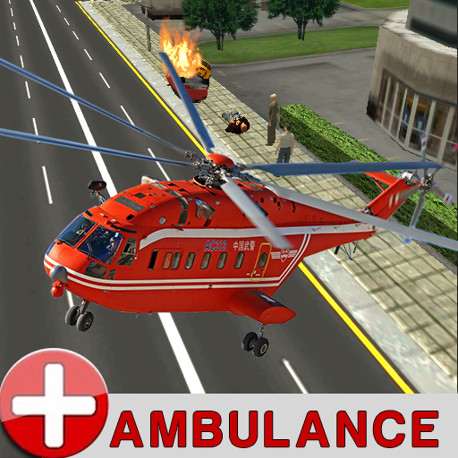 911 Ambulance Heli Rescue