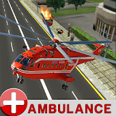 911 Ambulance Heli Rescue