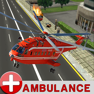 911 Ambulance Heli Rescue for PC and MAC