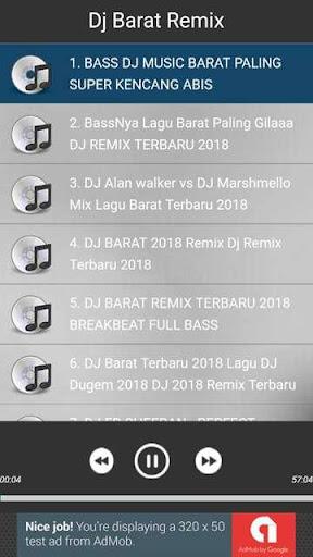 Dj Remix Barat 1.0.1 screenshots 2
