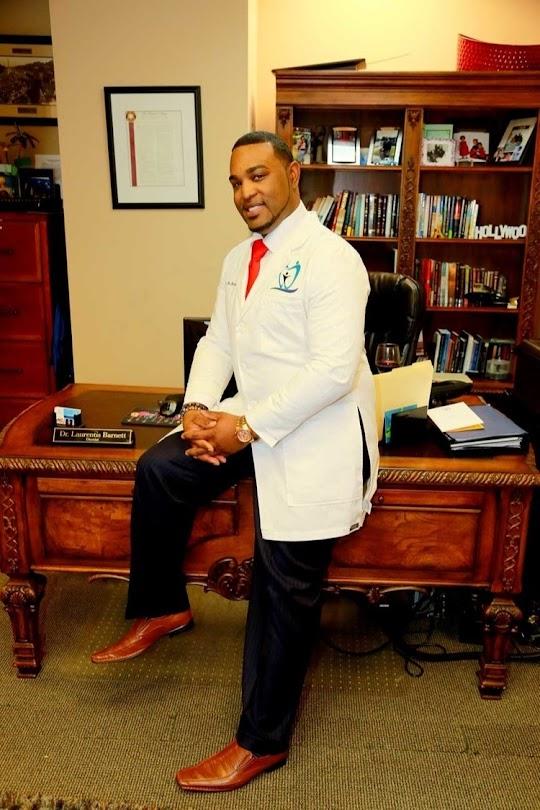 Divine Dr. Laurentis Barnett GMB Post Picture