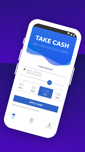 Take cash screenshot 2