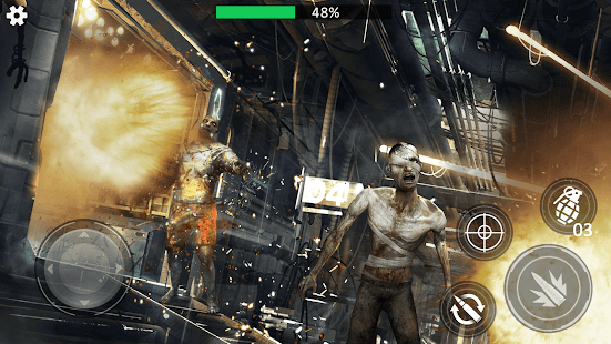 Last Saver: Zombie Hunter Master 1