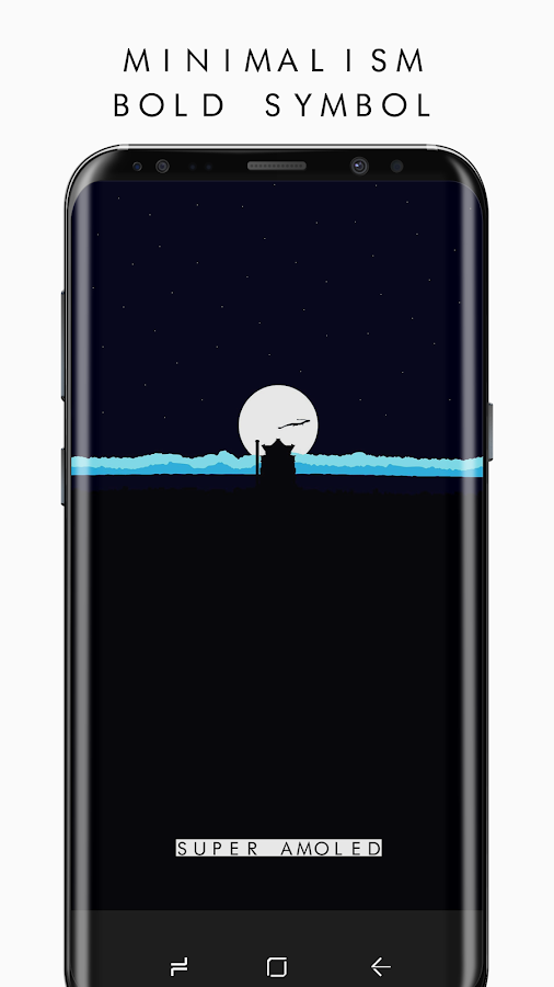 Super AMOLED Wallpapers PRO 👑- screenshot