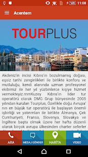 TourPlus - náhled