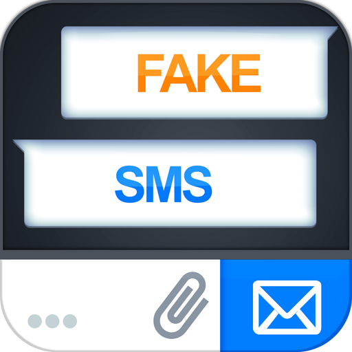 Conversation text App to fake a