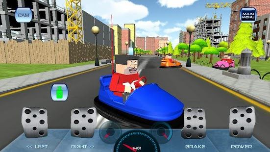 Bumper Carz World Series Screenshot