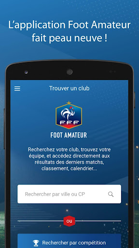 Le Foot Amateur, Matches & Ligues 3.0.9 screenshots 1