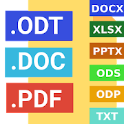 Open Document Viewer OpenOffice - LibreOffice ODT