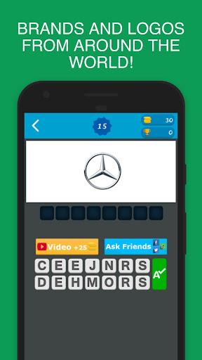 Logo Quiz Guess The Brand: New Logo Game Free 2020 1.5.9 screenshots 1
