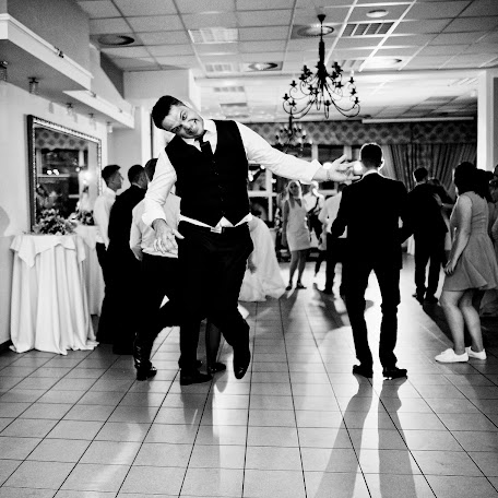 Wedding photographer Wojtek Hnat (wojtekhnat). Photo of 03.03.2018