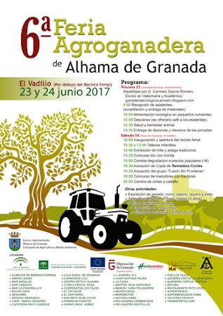 EVENEMENT : 6de FERIA AGROGANADERA