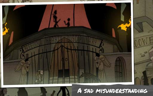 Lost Winds:Journey To Machinarium  captures d'écran 2