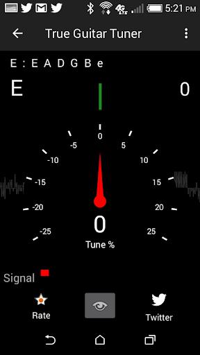 True Guitar Tuner screenshots 2