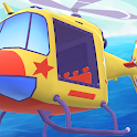 Helicopter Attack - NEW icon