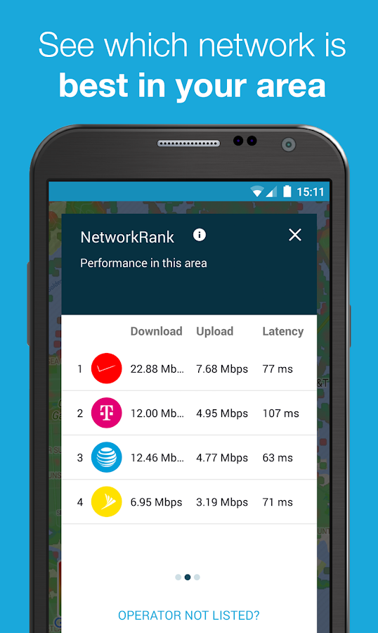 4G WiFi Maps & Speed Test. Find Signal & Data Now.- screenshot