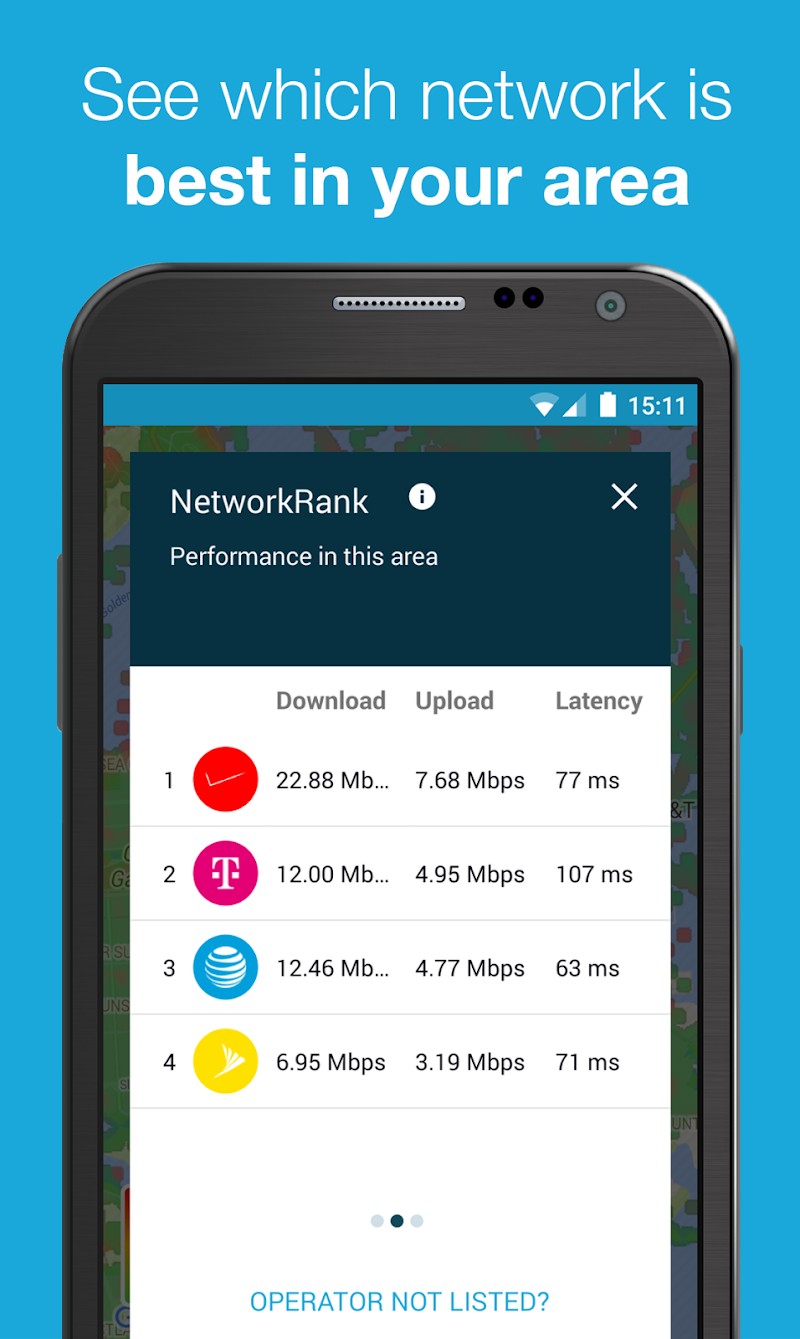 4G WiFi Maps & Speed Test. Find Signal & Data Now. Screenshot 5