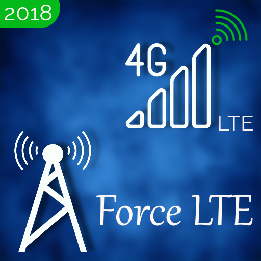 Force 4G Network - 4G LTE Mode
