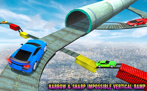 Crazy Car Impossible Track Racing Simulator 2 1.0 screenshots 2