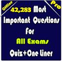 सभी परीक्षाओं के लिए महत्वपूर्ण 42283 प्रश्न उत्तर icon