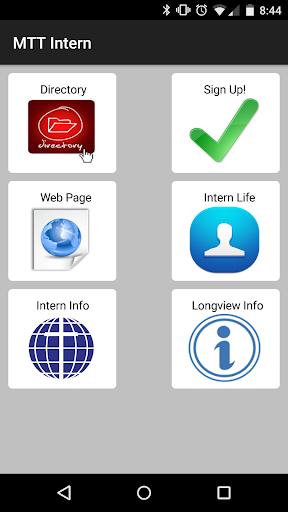 TECH Intern Info