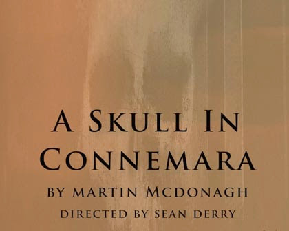 A Skull in Connemara