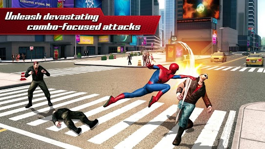 The Amazing Spider-Man 2 APK (MOD, Unlimited Money) v1.2.8d 3
