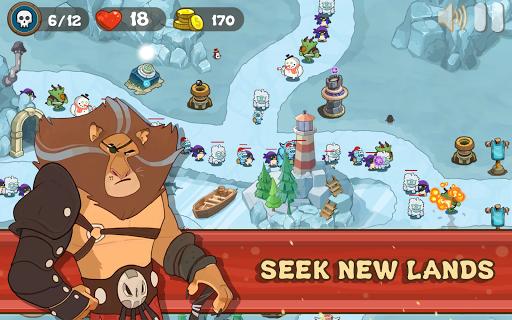 Tower Defense Realm King screenshots 10