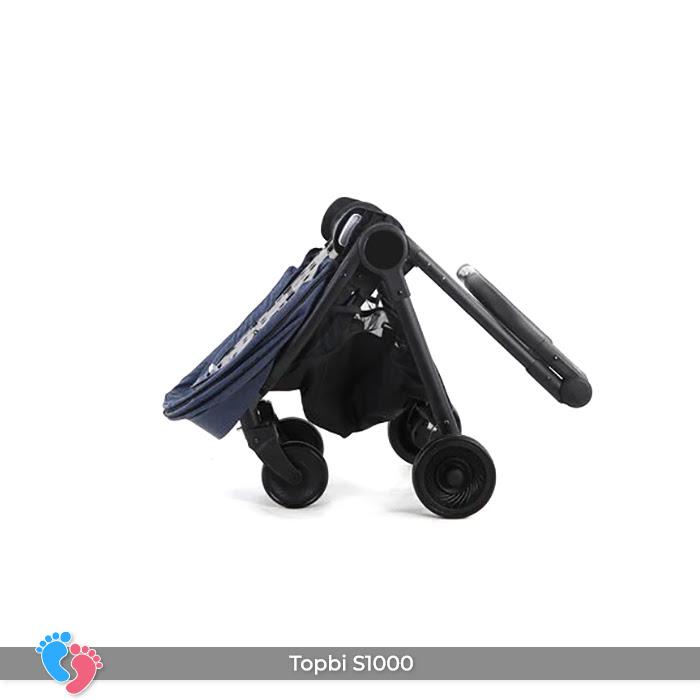 Xe đẩy cao cấp 2 chiều Topbi S1000 19