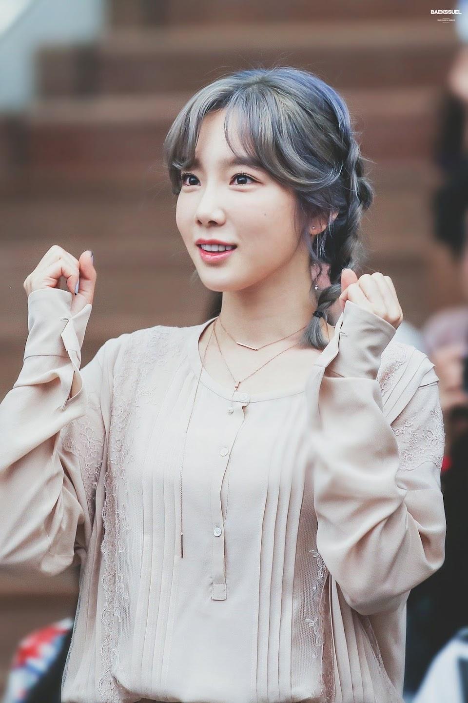 taeyeon hair 99