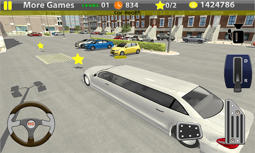Mr. Parking: Limo Simulator 3D
