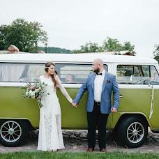 Wedding photographer Przemyslaw Markowski (photomarkowski). Photo of 11.09.2018