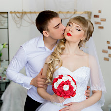 Wedding photographer Anastasiya Zubkova (Nastya6625). Photo of 11.03.2016
