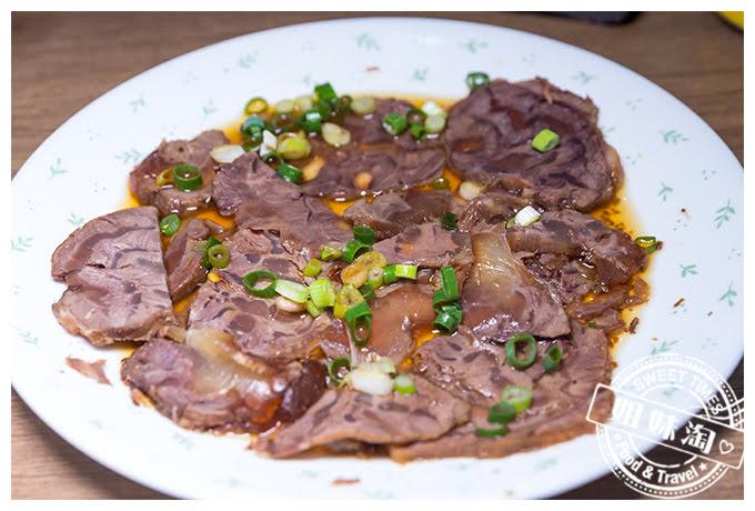 四川麵館滷腱子肉6