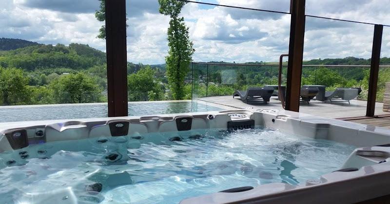 Luxury Wellness Chalet  Durbuy Ardennes