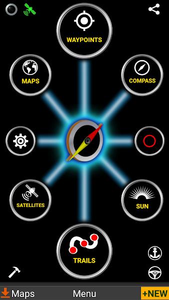 Download APK: GPS Waypoints Navigator v9.10 [Paid]