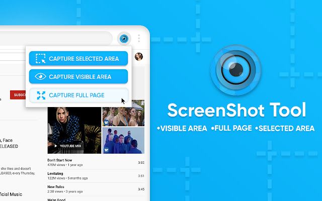 Screenshot Tool  - capture & editor