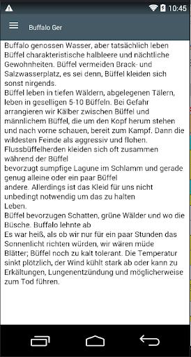 Buffalo Ger2