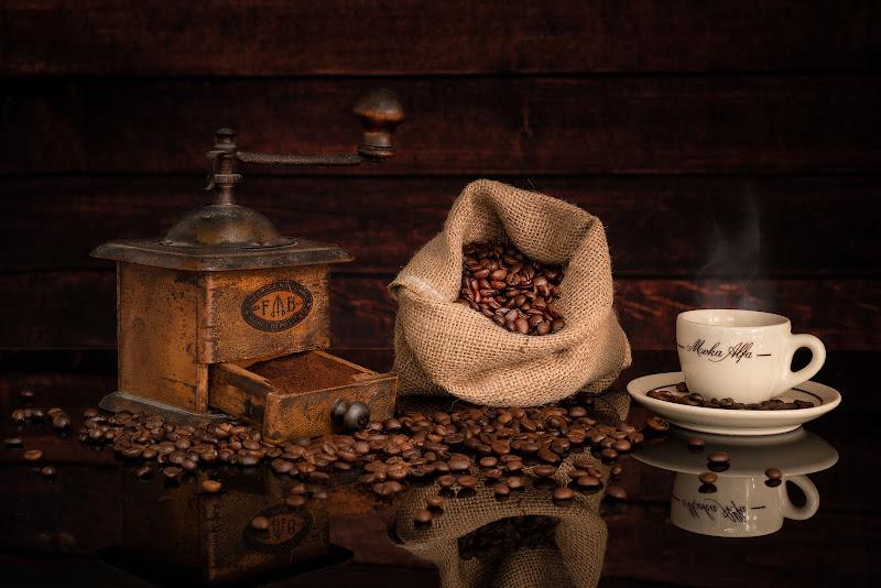 L'aroma di un buon caffè di Giancarlo Lava