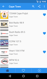 Radio South Africa Free Online - Fm stations - náhled