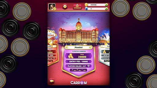 Carrom Friends : Carrom Board Game modavailable screenshots 7