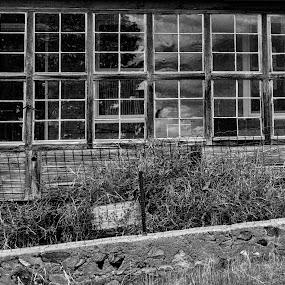 by John LeBlanc - Buildings & Architecture Other Exteriors ( faces,  )