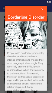PD Test – Personality Disorders Test 4.2.1 Android APK Mod 3