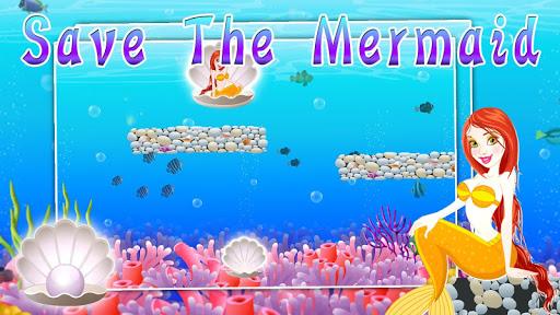 Save the mermaid